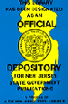 New Jersey State Government Documents Depository
